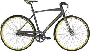 Nishiki Speed 7sp 54cm H blacklemon 2018